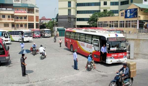 Xóa bến Lương Yên: Nhà xe phân vân chọn bến mới