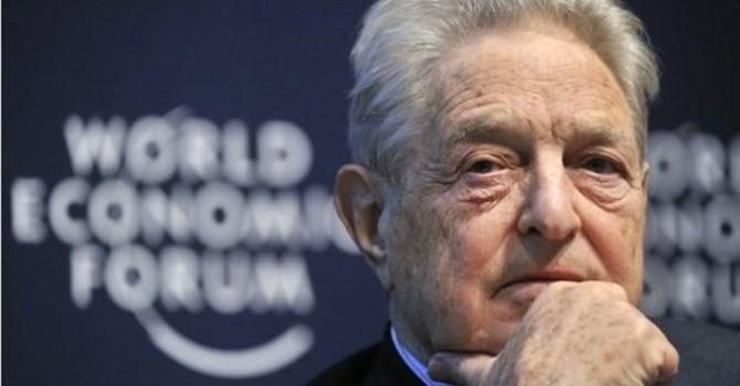 George Soros quay lại thị trường, chọn vàng bỏ chứng