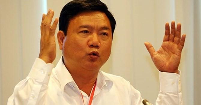Ông Đinh La Thăng: Không thể đo đếm chất xám bằng đếm số chữ, trang giấy!
