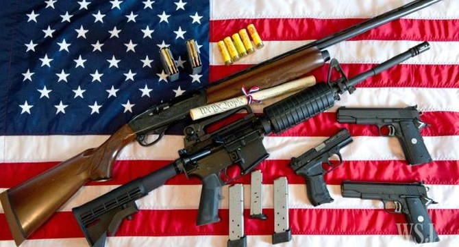 Sở hữu súng: Bi kịch văn hóa và chính trị Mỹ