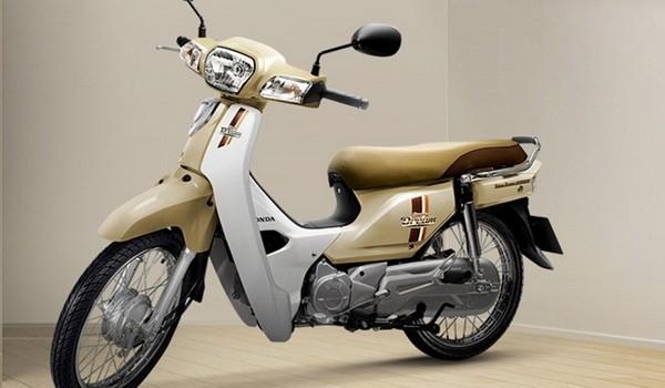 3 xe máy Honda ế nhất năm 2015