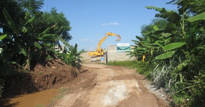 Dự án xử lý nước thải Việt Trì: Xây dựng không phép chủ đầu tư nói gì?