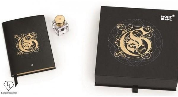 Mực viết làm bằng... vàng đắt nhất hành tinh, chỉ dành riêng cho giới siêu giàu
