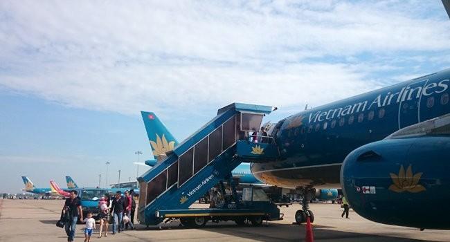 45 khách Vietnam Airlines bị huỷ chuyến do nhân viên China Airlines đình công