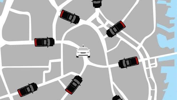 Bộ ngành vẫn cãi nhau: Uber ung dung hưởng lợi