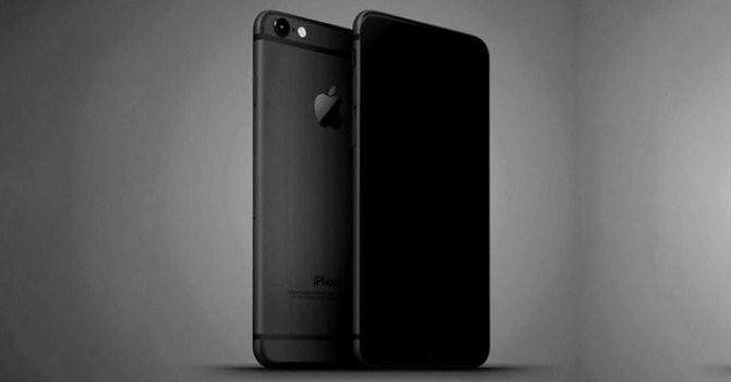 iPhone 7 sẽ trở lại với màu đen truyền thống