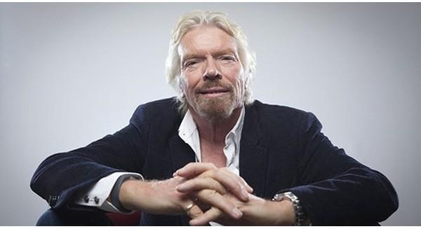 Chiến lược mạng xã hội của tỷ phú Richard Branson