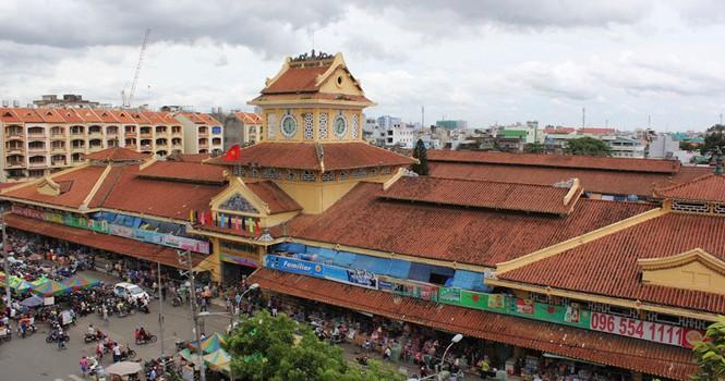 Chợ Bình Tây: Chợ cổ lớn nhất Sài Gòn đang hư hỏng nghiêm trọng