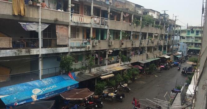 Bí mật các chung cư cũ nhất Sài Gòn: Người nghèo ở lại