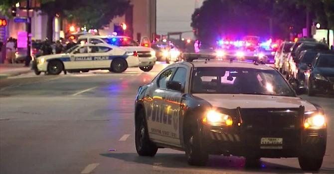 11 cảnh sát bị bắn ở Mỹ, 4 người chết