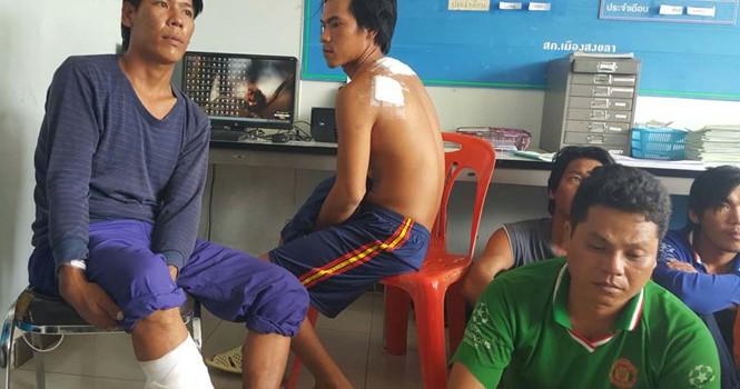 """Ngư dân Việt Nam bị Thái Lan bắt: """"Chúng tôi sang Malaysia đánh bắt theo hợp đồng"""""""
