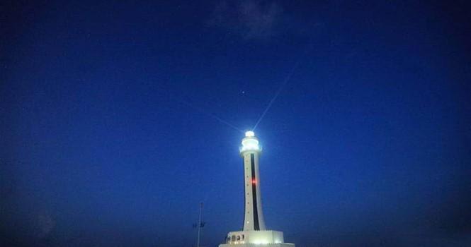 Trung Quốc ngang nhiên thông báo xây xong hải đăng ở đá Vành Khăn