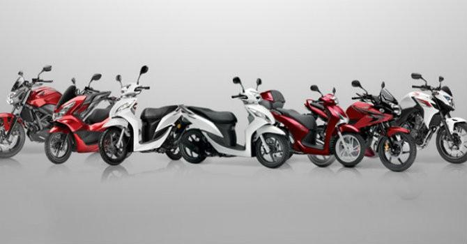 6 tháng đầu năm, người Việt mua hơn 1,4 triệu xe máy