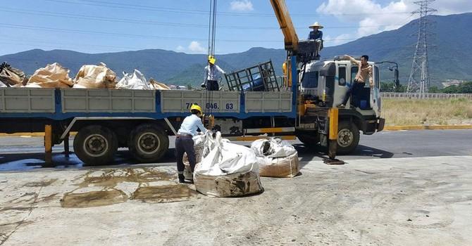 Vụ chôn chất thải: Hợp đồng Formosa và ông Hòa là sai