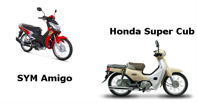 SYM tung ra thị trường mẫu xe mới, cạnh tranh cùng Honda Cub