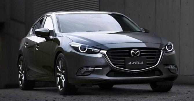 Mazda3 phiên bản 2017 ra mắt, chốt giá từ 375 triệu đồng
