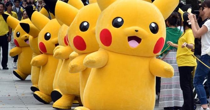 Pokemon Go là gì mà tất cả mọi người lại phát cuồng vì nó?