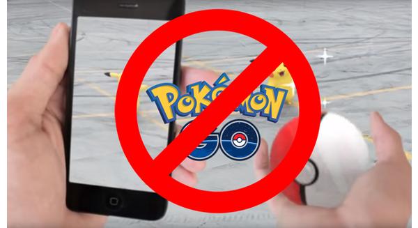 Nhân viên Boeing bị cấm chơi Pokemon Go
