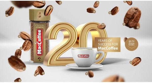 """MacCoffee thua kiện McDonald's, phải bỏ chữ """"Mac"""" ở tên sản phẩm"""