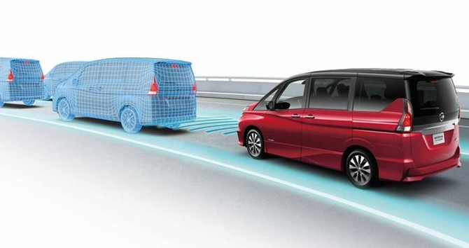 Nhật Bản ra mắt xe tự lái đầu tiên vào tháng 8
