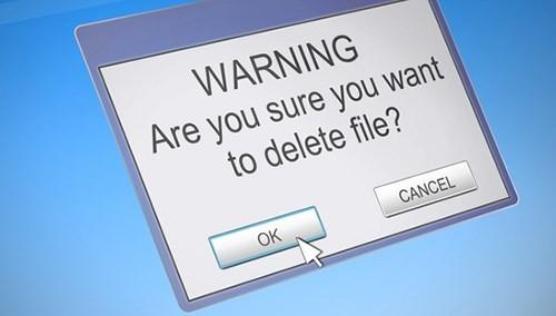 Xuất hiện ransomware xóa vĩnh viễn tập tin