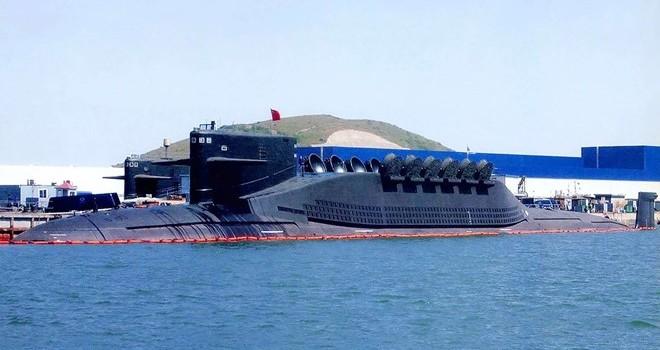 Lấn đảo Biển Đông: Trung Quốc muốn bảo vệ căn cứ tàu ngầm hạt nhân?