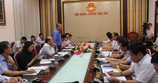 Bộ trưởng Trương Quang Nghĩa: Đầu tư BOT phải đảm bảo 3 nguyên tắc