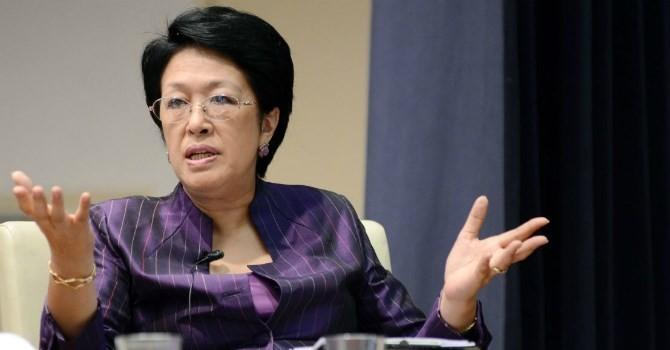 """Bà Tôn Nữ Thị Ninh: """"Trung Quốc không thể phủi tay với thế giới"""""""