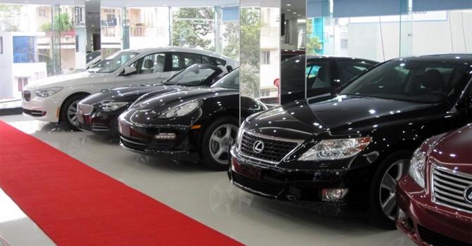 Buôn ô tô: Kinh doanh tự do hay phải có điều kiện?
