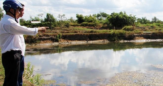 """Nông dân Cà Mau """"mất"""" 100 tỷ đồng hỗ trợ thiên tai"""