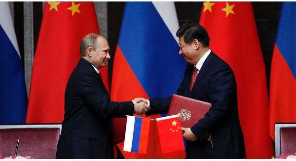 Quan hệ Trung Quốc - Nga: Thích tiền nhưng không thích nhau
