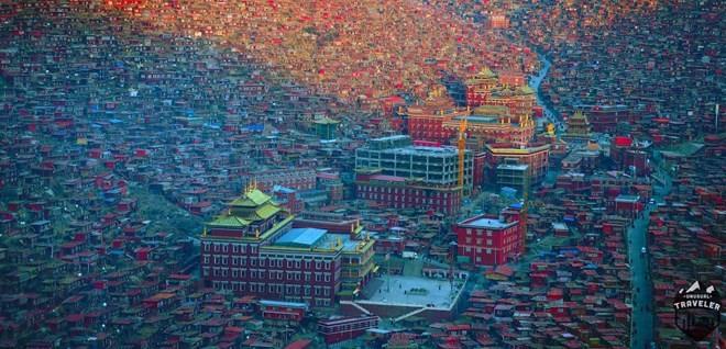 Trung Quốc phủ nhận phá bỏ Larung Gar, trung tâm Phật giáo lớn ở Tây Tạng