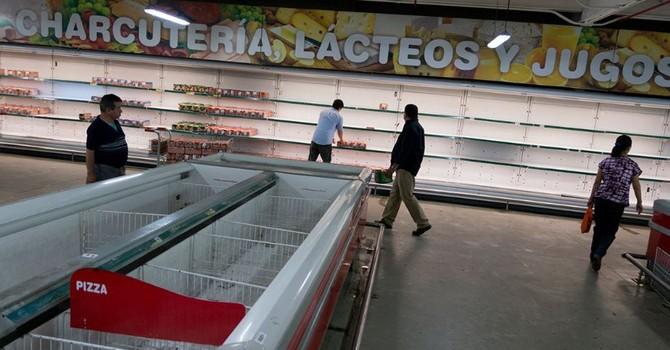 Chính quyền Venezuela buộc công dân đi làm nông