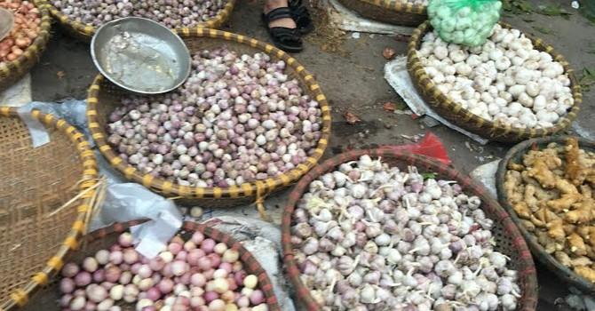 Dân Việt chi 80 triệu USD ăn rau quả Trung Quốc