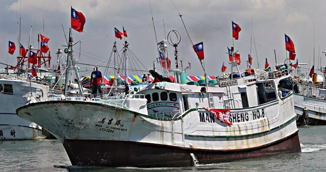 Đài Loan xem xét xử phạt ngư dân ra đảo Ba Bình