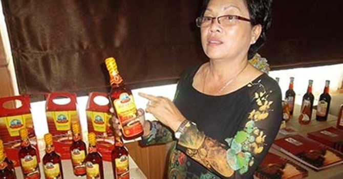 """Mối lo người Thái """"mượn tên"""" đặc sản Việt"""