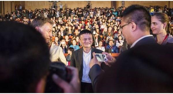 Jack Ma đang đổ tiền vào châu Âu nhưng lại không phải để phục vụ bất kỳ người châu Âu nào