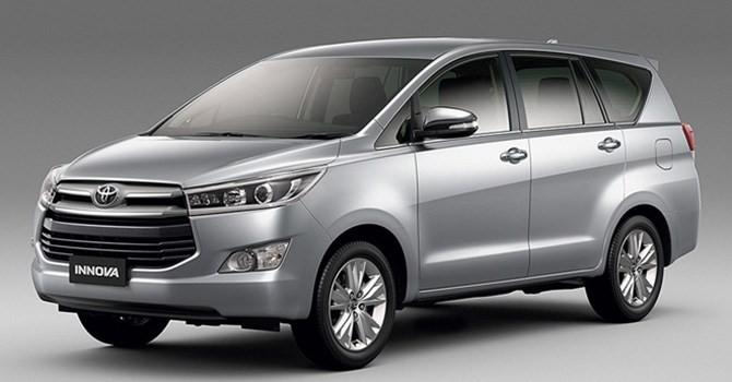 Vừa ra mắt tại Việt Nam, Toyota Innova đã xuất hiện phiên bản mới