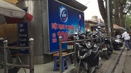 Hà Nội đổi quảng cáo lấy hàng loạt nhà vệ sinh công cộng
