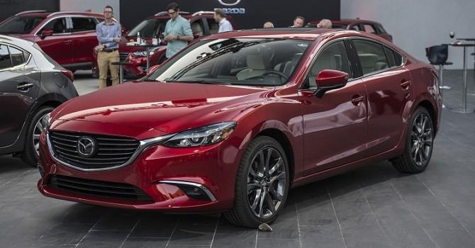 Mazda6 2017 trình làng, thiết kế không thay đổi