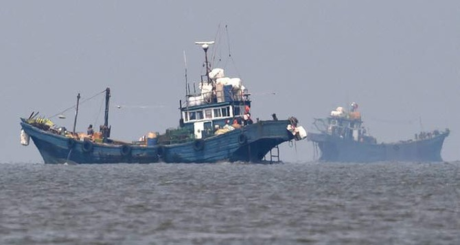 Triều Tiên bán cho Trung Quốc quyền đánh cá ở Hoa Đông?