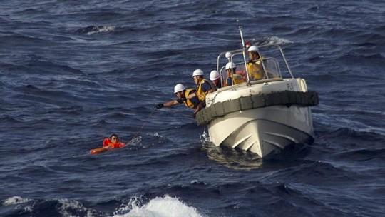 """Tới Senkaku vì """"mẻ cá lớn"""", tàu Trung Quốc bị chìm"""