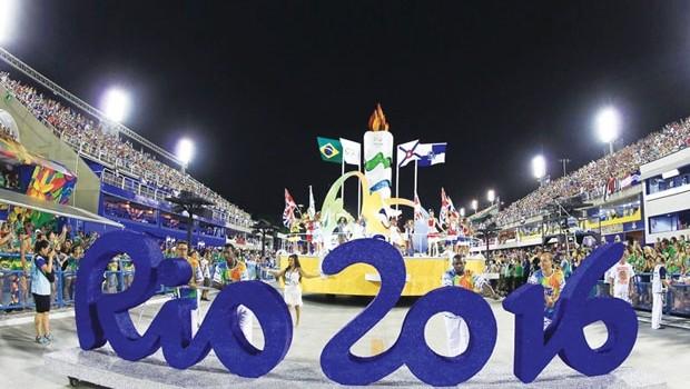 Olympic Rio 2016 khó giúp Brazil thoát khỏi suy thoái