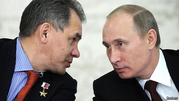 Sergei Shoigu: Bậc thầy của những tình huống khẩn cấp