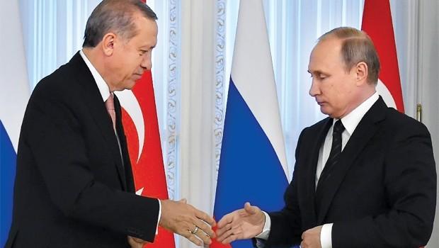 Nước cờ kinh tế - chính trị của Nga và Thổ Nhĩ Kỳ