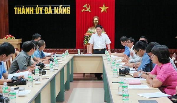 Vụ khu nhà 70 Bạch Đằng: Đà Nẵng giải thích lý do mở rộng trụ sở Thành ủy