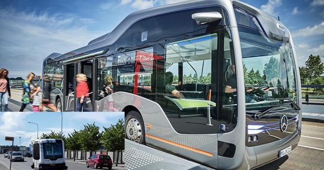 Kỷ nguyên xe buýt tự hành