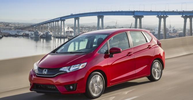 Honda nâng cấp mẫu xe Fit, có giá khởi điểm 356 triệu đồng