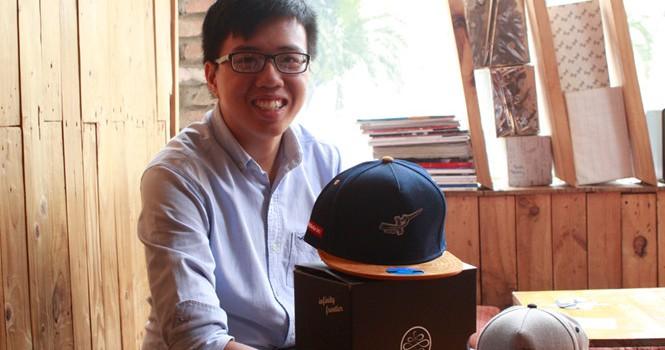 """Chàng trai """"liều"""" đưa nón Việt đến với thế giới"""