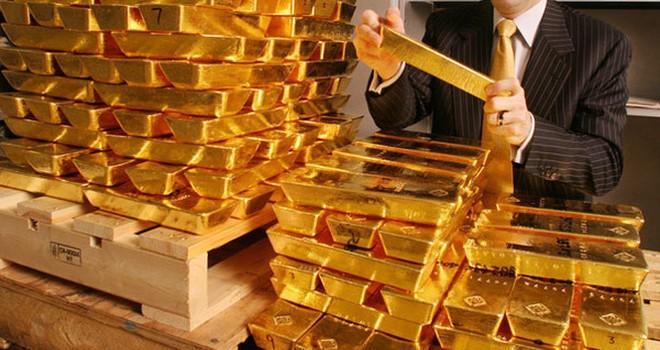 Giới nhà giàu đang đổ xô cất vàng ở đây